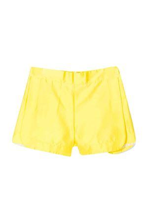Neon yellow shorts MI MI SOL kids MI.MI.SOL | 30 | MFPA032TS0209YLW
