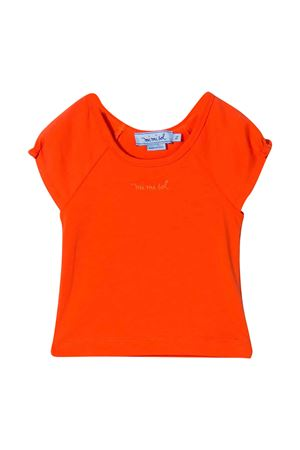 MI MI SOL kids red top  MI.MI.SOL | 8 | MFTS014TS0214ORG