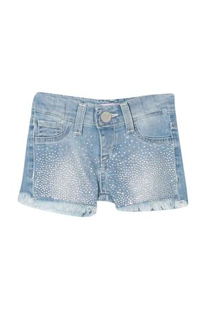 Denim shorts with decorations Miss Blumarine Miss Blumarine | 30 | MBL0959DENIM
