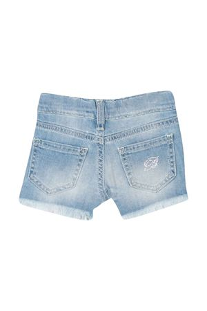 Shorts denim con decorazione Miss Blumarine Miss Blumarine | 30 | MBL0959DENIM