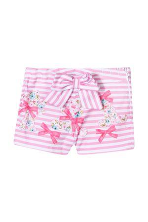 Pink shorts Miss Blumarine baby girl  Miss Blumarine | 30 | MBL2390UNICO