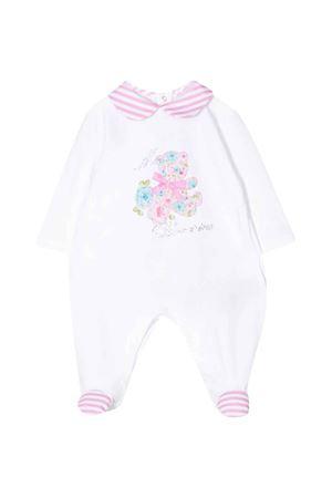 White baby suit Miss Blumarine Miss Blumarine | 19 | MBL2392SETA