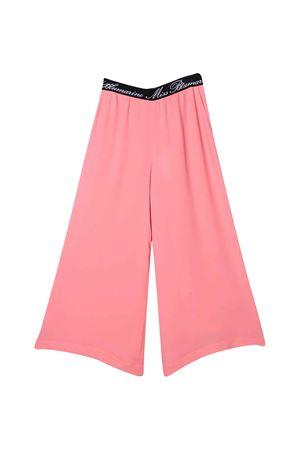 Pantaloni corallo Miss Blumarine Miss Blumarine   9   MBL2469CORALLO