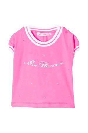 T-shirt rosa Miss Blumarine Miss Blumarine | 8 | MBL2523ROSAFLUO
