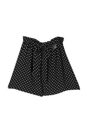 Shorts neri Miss Blumarine Miss Blumarine | 30 | MBL2562NERO