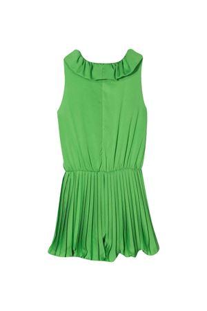 Green Miss Blumarine pleated suit Miss Blumarine | 19 | MBL2618VERDE
