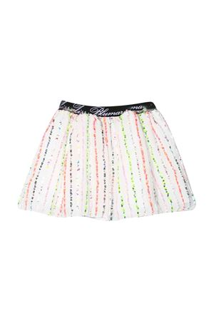 Teen tutu skirt with multicolor sequins Miss Blumarine Miss Blumarine | 15 | MBL2660UNICOT