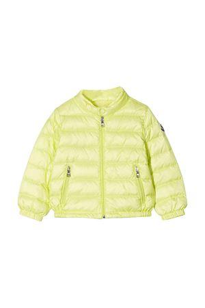 Yellow lightweight jacket Moncler kids Moncler Kids | 13 | 1A10400C0401116