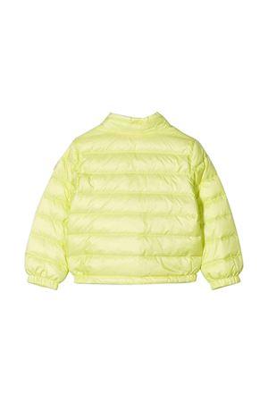 Giubbino giallo modello Acourus Moncler kids Moncler Kids | 13 | 1A10400C0401116
