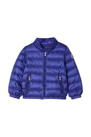 Blue lightweigh tjacket Moncler kids Moncler Kids | 13 | 1A10400C0401785