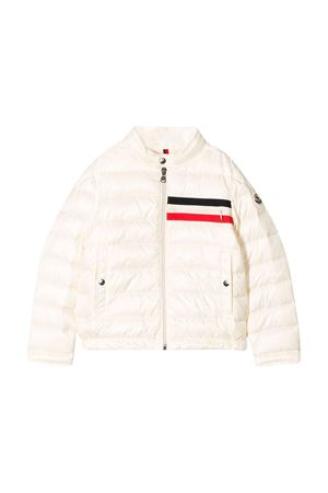 Jacket with stripes panel Moncler Kids Moncler Kids | 13 | 1A1242053334070