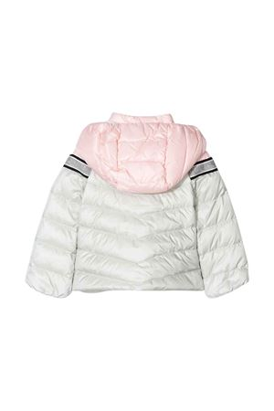 White and light pink lightweight jacket Moncler kids Moncler Kids | 13 | 1A5081053048503