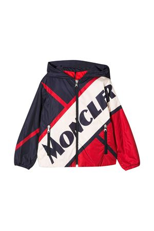 White, red and black teen jacket Moncler kids Moncler Kids | 13 | 1A51420C0514440T