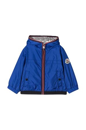 Blue jacket model anton Moncler Kids Moncler Kids | 13 | 1A7092068352738