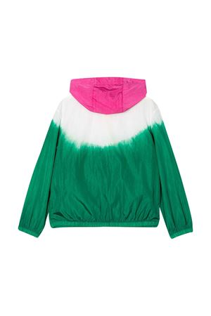 Moncler Kids tricolor jacket Moncler Kids | 13 | 1A72410C0474522