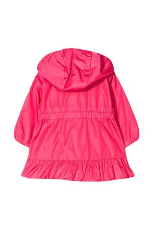 Fuchsia parka with hood Moncler kids Moncler Kids | 13 | 1C7011054155522