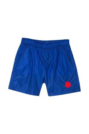 Bermuda blu Moncler kids teen Moncler Kids   85   2C701205332673ST
