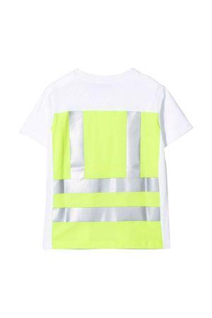 T-shirt bianca Moncler kids Moncler Kids | 8 | 8C7072083907001