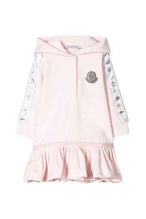 Pink dress Moncler kids baby  Moncler Kids | 11 | 8I70710V8113503