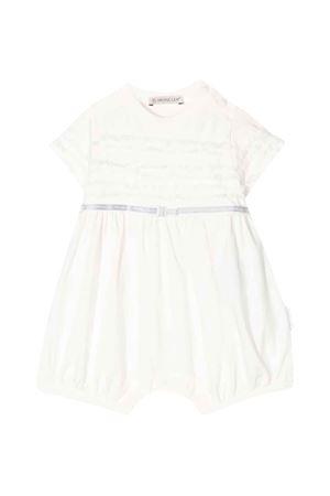 White romper Moncler kids baby  Moncler Kids | -1617276553 | 8L706108790A034