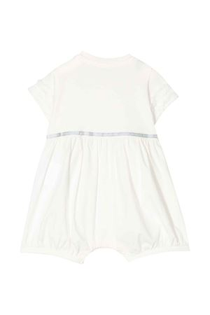 Pagliaccetto bianco Moncler kids neonato Moncler Kids | -1617276553 | 8L706108790A034