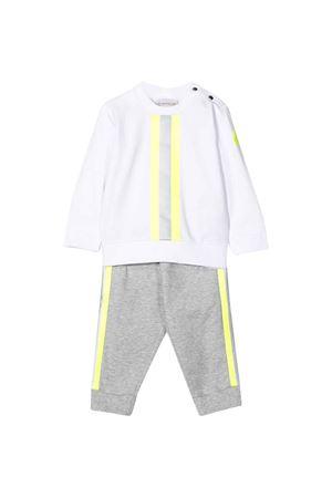 Gray jumpsuit Moncler kids  Moncler Kids | 19 | 8M70420809AC001