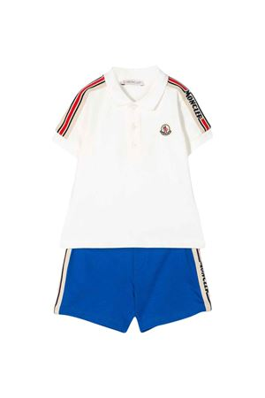 Polo and shorts suitt Moncler kids  Moncler Kids | 42 | 8M706208496F034