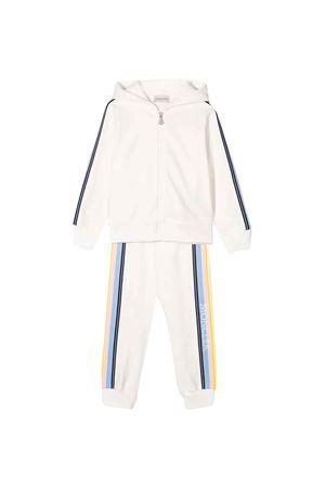 Completo felpa e pantalone color panna Moncler kids Moncler Kids   42   8M71710809DQ034