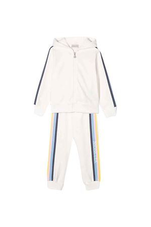 Cream-colored teen sport suit Moncler kids Moncler Kids | 42 | 8M71710809DQ034T