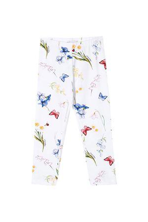 White leggings Monnalisa kids  Monnalisa kids | 411469946 | 11540356030099