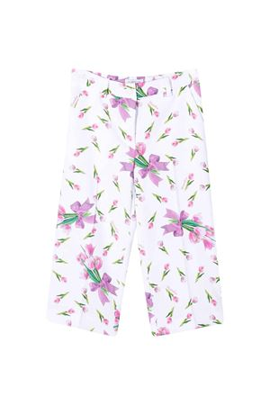 Monnalisa kids white trousers Monnalisa kids | 9 | 11542856799995