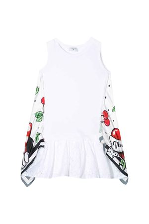 White dress Monnalisa kids Monnalisa kids | 11 | 11592852010099