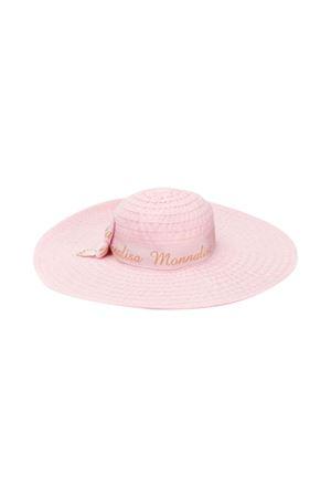 Cappello rosa Monnalisa kids Monnalisa kids | 75988881 | 17500950750090