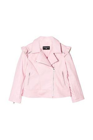 Pink jacket Monnalisa kids  Monnalisa kids | -276790253 | 17510150300090