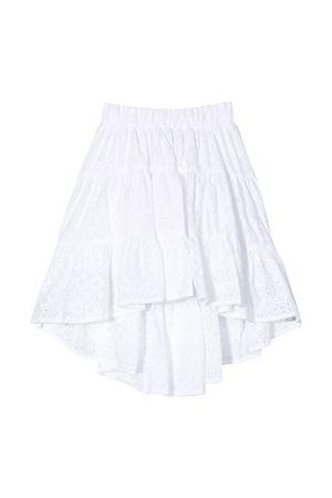 White skirt Monnalisa kids  Monnalisa kids   15   17570059080099