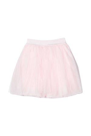 Pink skirt with tulle Monnalisa kids Monnalisa kids   15   175GON5945092C