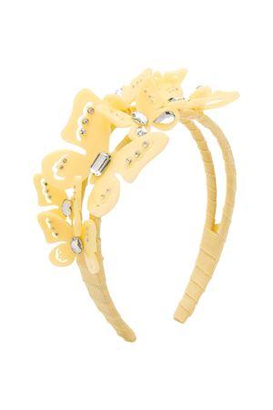 Yellow hairband Monnalisa kids  Monnalisa kids | 2047319446 | 19500150640014