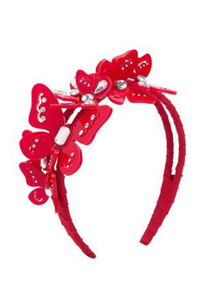 Red hairband Monnalisa kids  Monnalisa kids | 2047319446 | 19500150640044