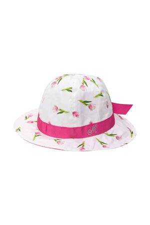 Cappello bianco con fascia Monnalisa Kids Monnalisa kids   75988881   19501256749995