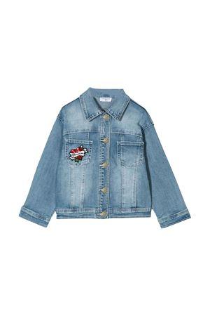 Giubbino jeans Monnalisa kids Monnalisa kids | -276790253 | 195110RF50100062