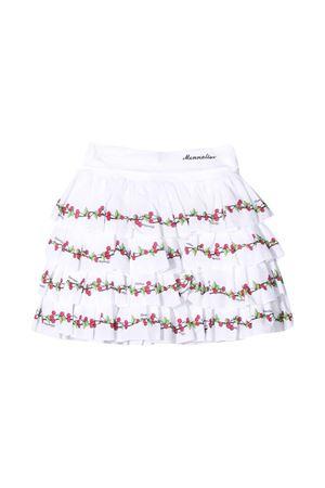 Monnalisa kids white skirt  Monnalisa kids | 15 | 19570150040099