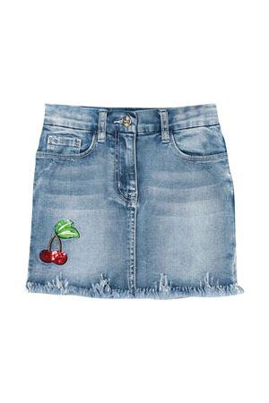 Gonna jeans Monnalisa kids Monnalisa kids | 15 | 195702RF50100062