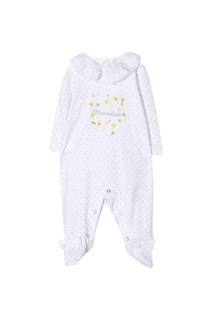 White romper with press Ralph lauren kids Monnalisa kids | 1491434083 | 355208PC50459975