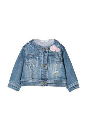 Denim jacket Monnalisa kids Monnalisa kids | -276790253 | 395103RA50120061