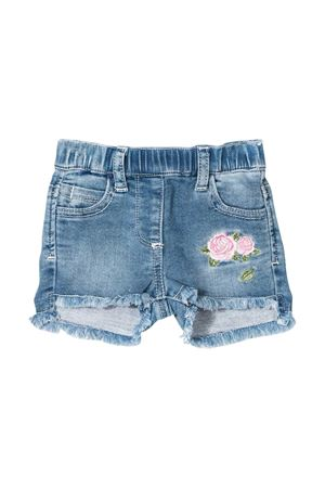 Denim shorts with press Monnalisa kids Monnalisa kids | 30 | 395406RB50120061