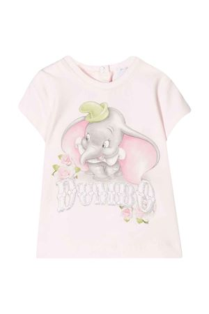 T-shirt con stampa Dumbo Monnalisa Kids Monnalisa kids | 8 | 395609SD50000091