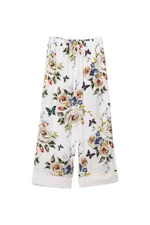 White trousers Monnalisa kids  Monnalisa kids | 9 | 41540256720184