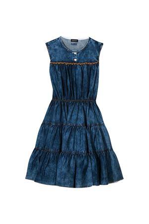 Denim dress Monnalisa kids Monnalisa kids | 11 | 49590450280055T