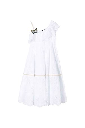 Monnalisa kids white dress Monnalisa kids | 11 | 495906AB50130099
