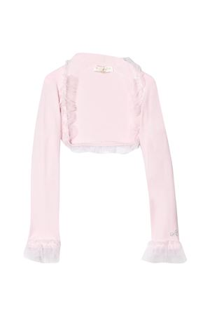 Pink cardigan Monnalisa kids  Monnalisa kids   -1615195615   715800A152040090